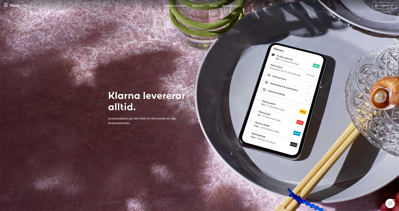 Askås integration - KSS Klarna Shipping Service