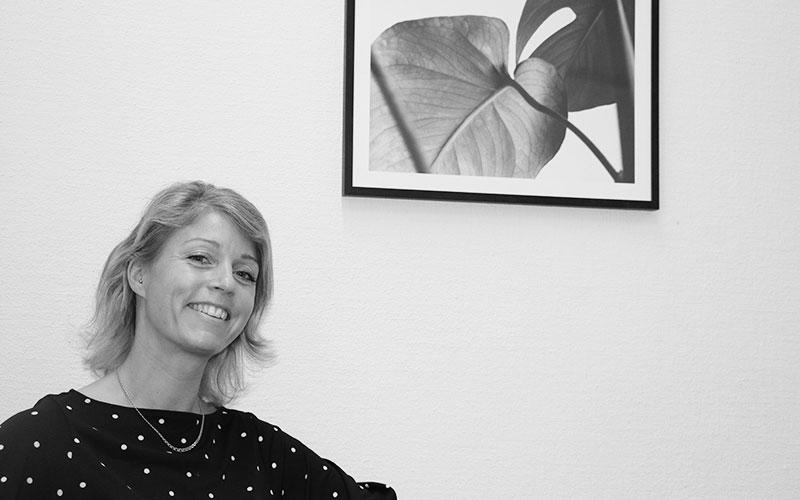 Eva, projekledare hos Askås