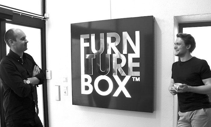 Furniturebox - ett möbelvaruhus på nätet
