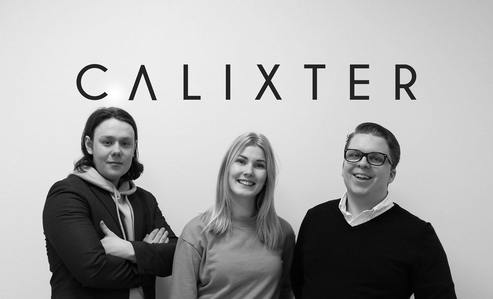 Calixter.se på Askås e-handelsplattform