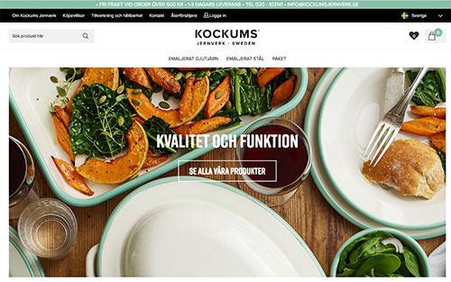Kockums Jernverk nylanserade med Askås