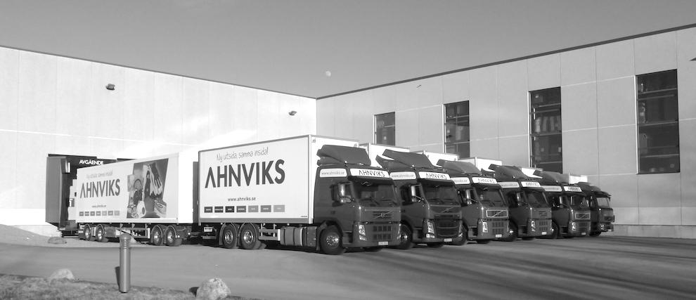 Ahnviks lastbilar