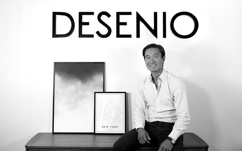 Desenio erövrar världen