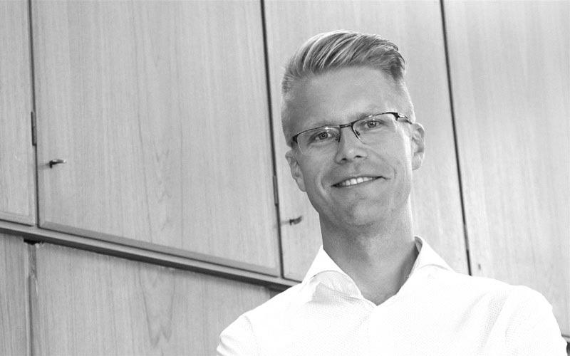 Jonas Askås om samarbetet med Glitter
