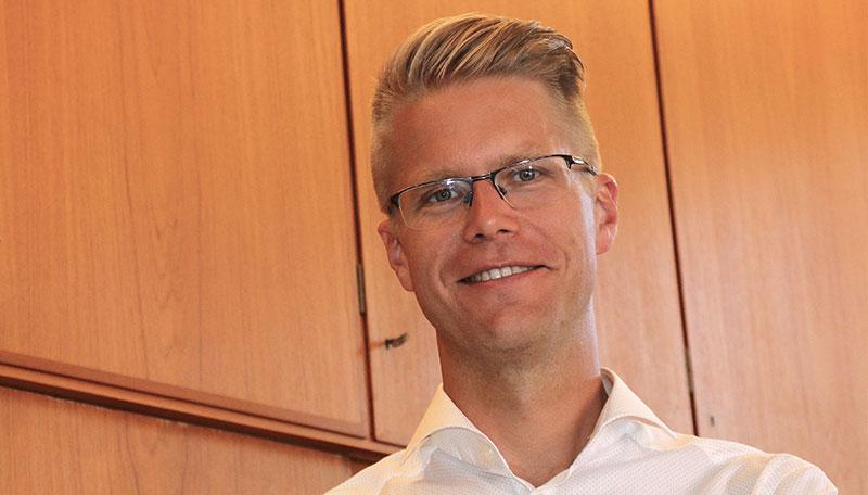 Jonas Askås, grunadare och VD