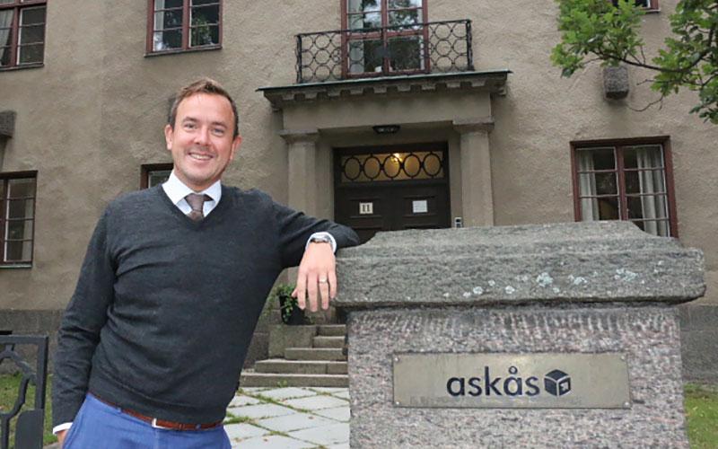 Askås och Handelskammaren Värmland