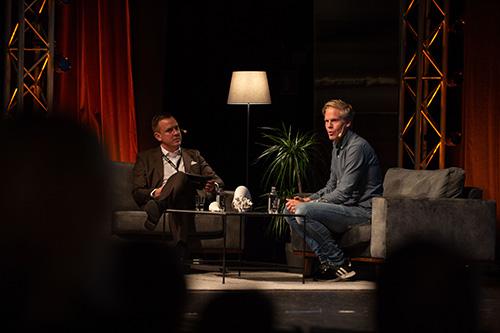 Peter Smersfeldt och Alexander Hars