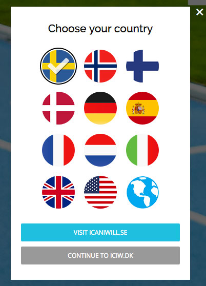 ICANIWILL och Askås samarbetar
