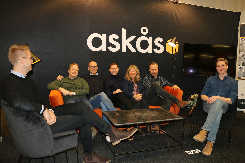 Desenio och Askås fortsätter utvecklingen