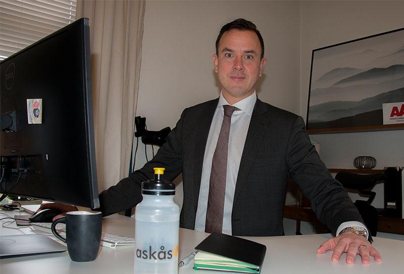 Peter Smersfeldt, Marknadschef