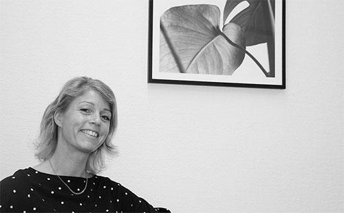 Eva Nordgren, projektledare Askås