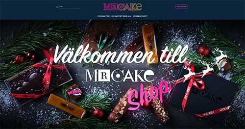 Mr Cake - ny e-handel med Askås