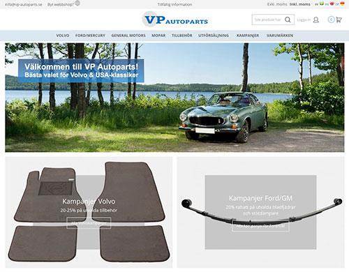 VP Autoparts och Askås