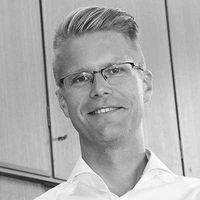 Jonas Askås, VD
