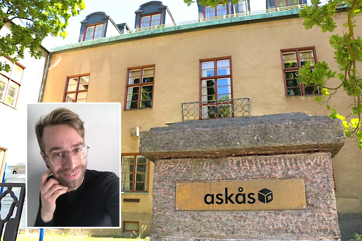 Daniel Askås 40 år - 18 år på Askås