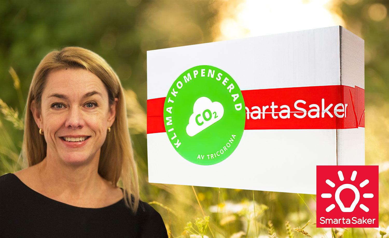 Hållbarhet och SmartaSaker